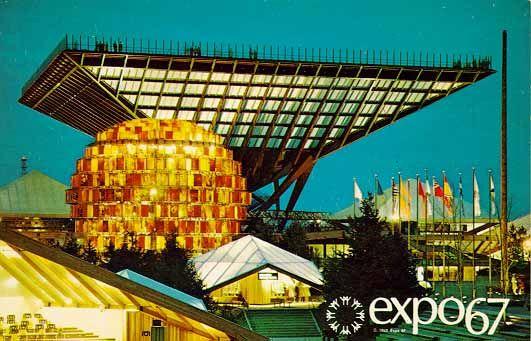 Expo 67  http://www.ebay.fr/usr/stuffvintage