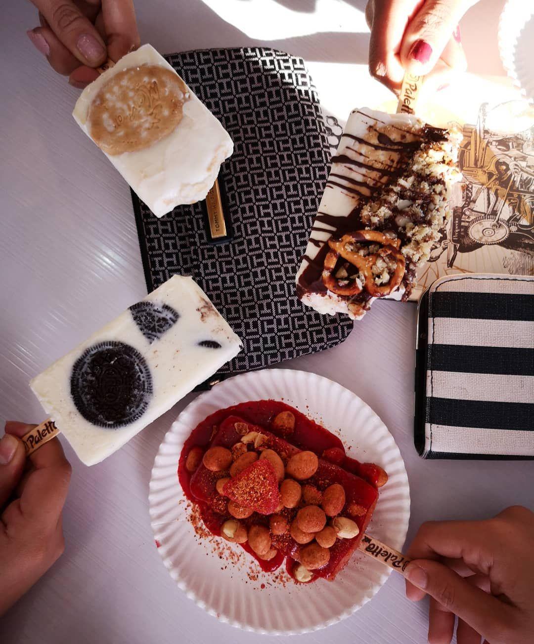 Domingo de ganar palettas GRATIS, en la compra de 3 paletas juega con tu suerte y llévate más a casa! . . 📍Encuéntranos en Plaza Río, frente a Palomar del río abierto diario de 12-9pm. 📍Encuéntranos en Uber Eats Enseguida de SaladsInbox y Café Mediterráneo . .