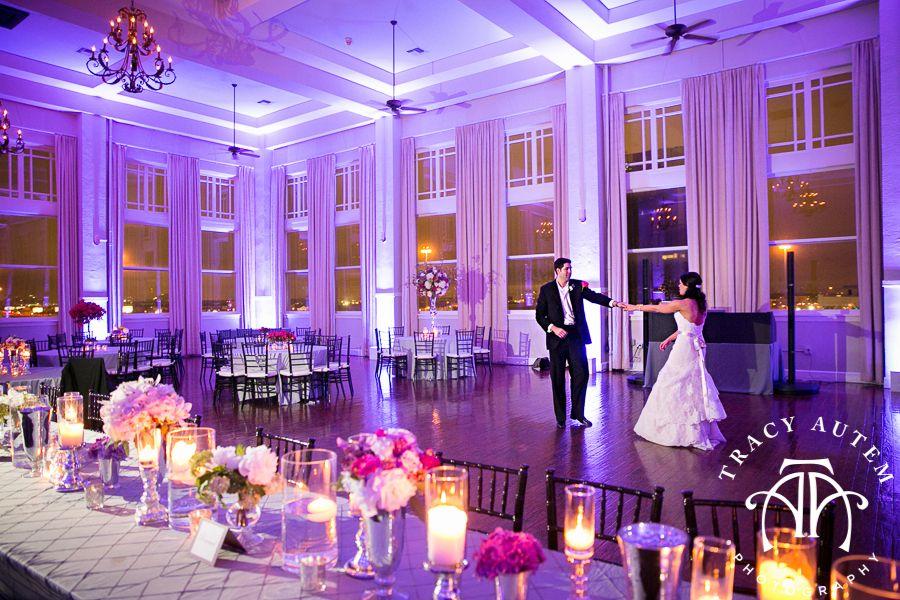 Room On Main Wedding Reception Dallas After Yess Glenn Roush