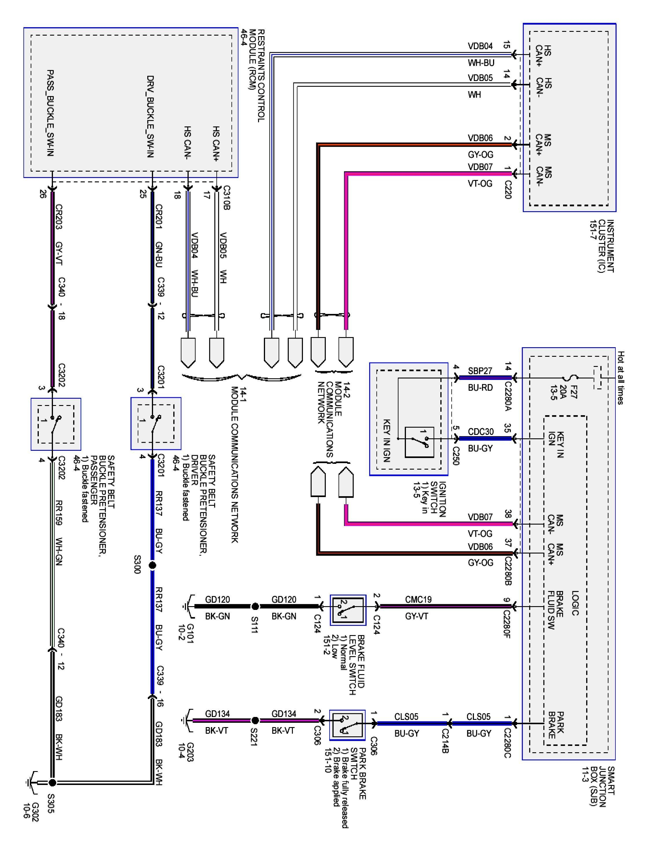 70 Awesome Tail Light Wiring Diagram Ford F150 F150 Ford F150 Tail Light