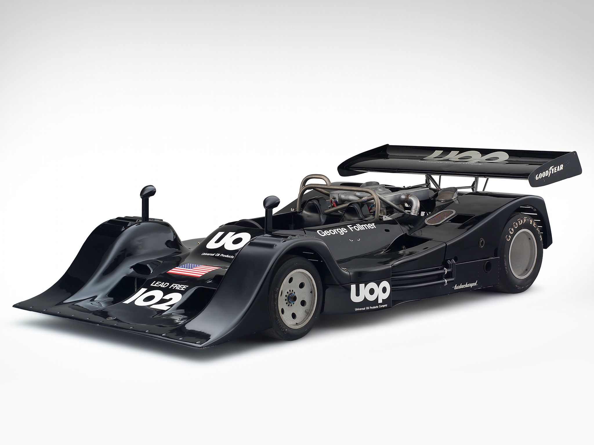 Shadow DN2 RACERS SHADOW CAN AM Pinterest
