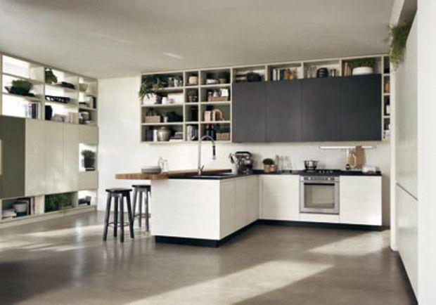 Scavolini cucine moderne 2014 | Motus | foto | cucina | designer ...