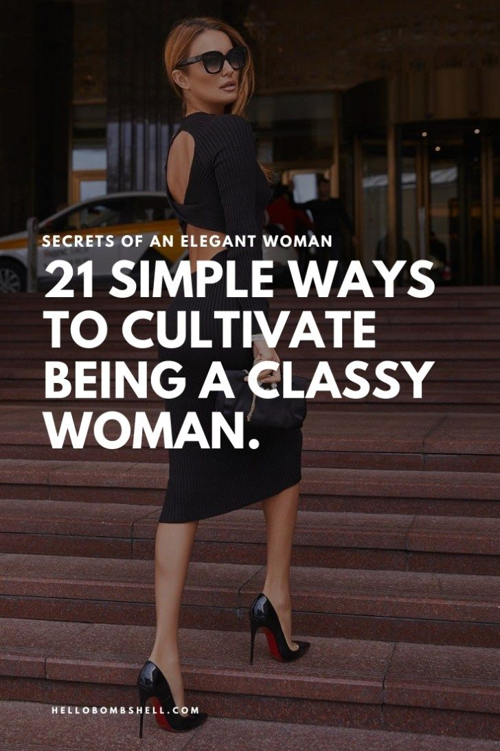 Want to refine your etiquette and learn how to be a classy high value renaissance woman? How to be elegant and attractive is about more than fancy clothes or living a luxury lifestyle. Being a classy woman is a mindset, and is a trait that any woman can refine or learn at any point in life. Women should strive to be a classy and this will never go out of style. Here are 21 ways to cultivate being a refined woman, high value woman, and sophisticated renaissance woman. Millennial life advice.