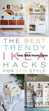 Die besten trendigen IKEA Hacks Die besten trendigen IKEA Hacks  Einfache IKEA Hacks Ideen