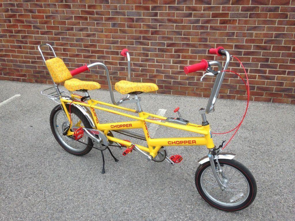 raleigh chopper tandem special england gumtree pedal. Black Bedroom Furniture Sets. Home Design Ideas