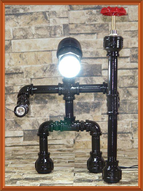 Trouver Plus Lampes De Chevet Informations Sur Pipe A Eau