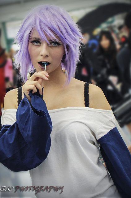 Cosplay: Mizore - Rosario   Vampire by KariAnn | WHI