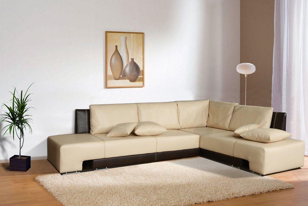 Light Brown Color L Shape Sofa Design Id511 L Shape Sofa