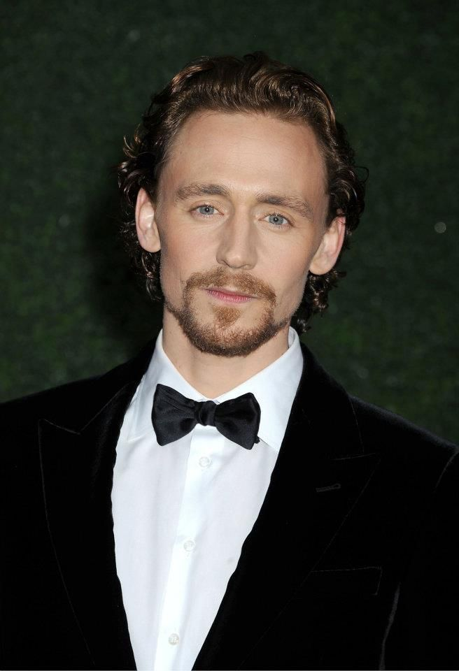 I Love It When I Can Say My Natural Hair Color Is Tom Hiddleston