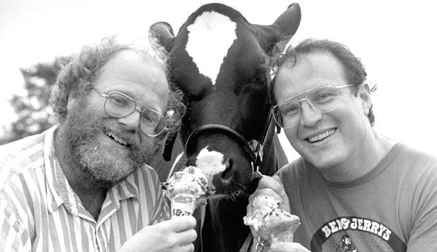 Ben And Jerry S Startup Great Entrepreneurs Ben And Jerrys Ben Jerry S