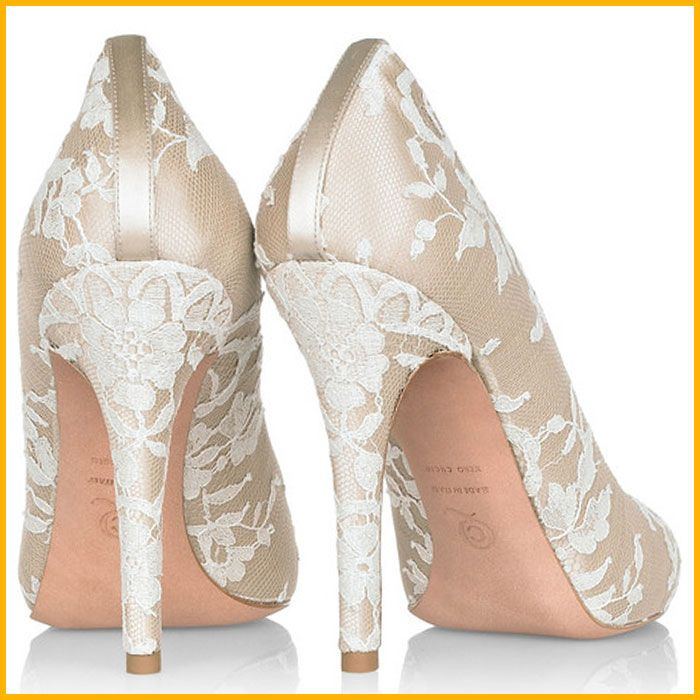 these alexander mcqueen lace covered heels match my dress but where do i get them