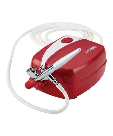 Love this Red Airbrushing Set on #zulily! #zulilyfinds ...