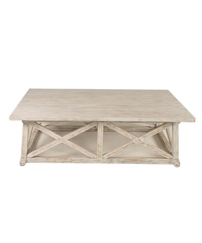 Superbe Noir Sutton Coffee Table   White Wash; The Outcome Iu0027m Hoping For In My DIY  White Wash Coffee Table!