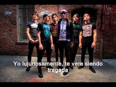 Alesana   Congratulations, I hate you   subtitulada en español por ToxicxRawr