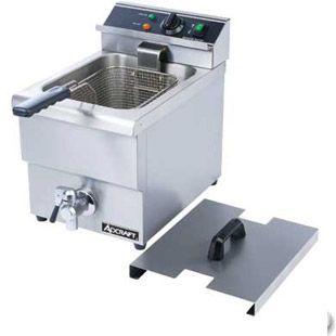 Deep Fryer W Drainage Faucet Fry 1252 375 00 Sale Ends 6 24 12