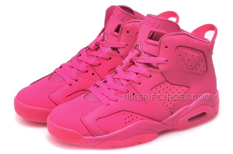 air jordan 6 rosados