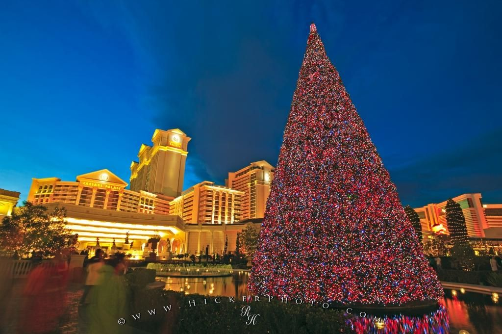 Christmas In Vegas.Las Vegas Pictures Beautiful Photos Christmas Las