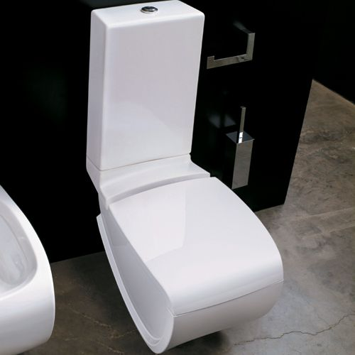 Wc monoblocco Hi Line HIdra Ceramica Arredamento bagno