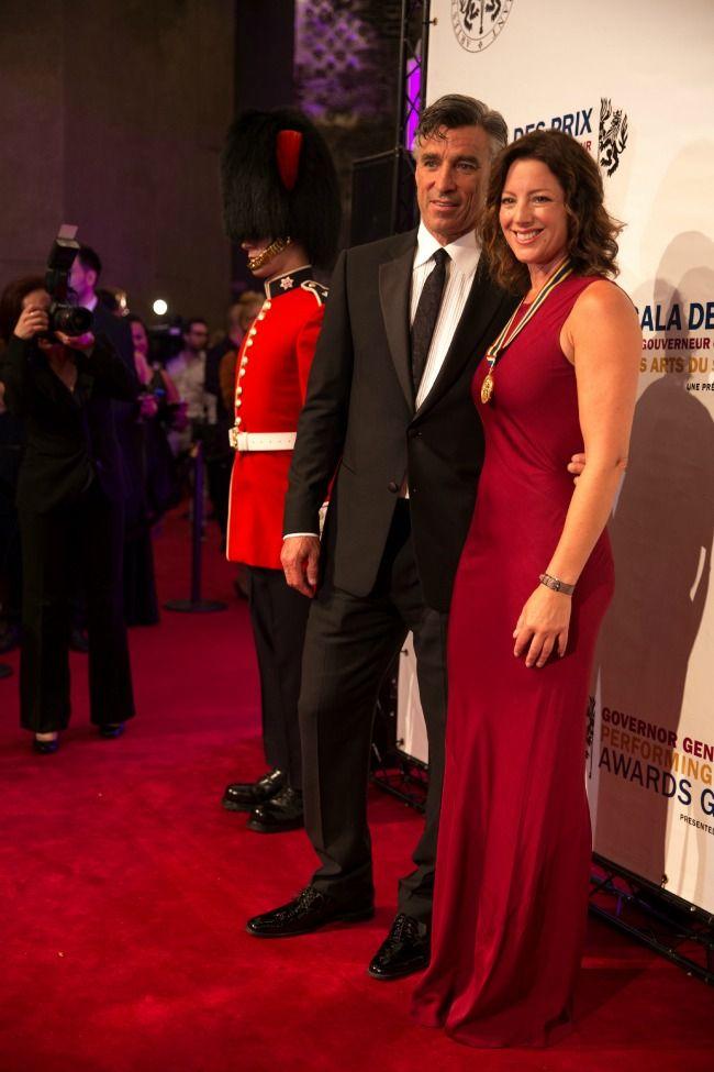Sarah McLachlan & Geoff Courtnall Governor Generals
