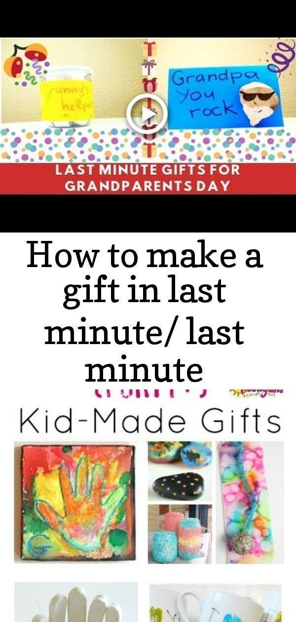 How to make a gift in last minute/ last minute grandparents day gift ideas/easy crafts 1 #grandparentsdaycrafts How to make a Gift in Last Minute/ Last Minute Grandparents Day Gift Ideas/Easy Crafts for Kids #diy  Have fun giving color themed gifts! We have so many fun gift ideas for you, all inspired by a different color. So many simple gift ideas, it's hard to know where to start. #gifts #colorgiftideas #fungifts #fungiftideas #birthdaygifts Get creative with Christmas gift wrapping this year #grandparentsdaygifts