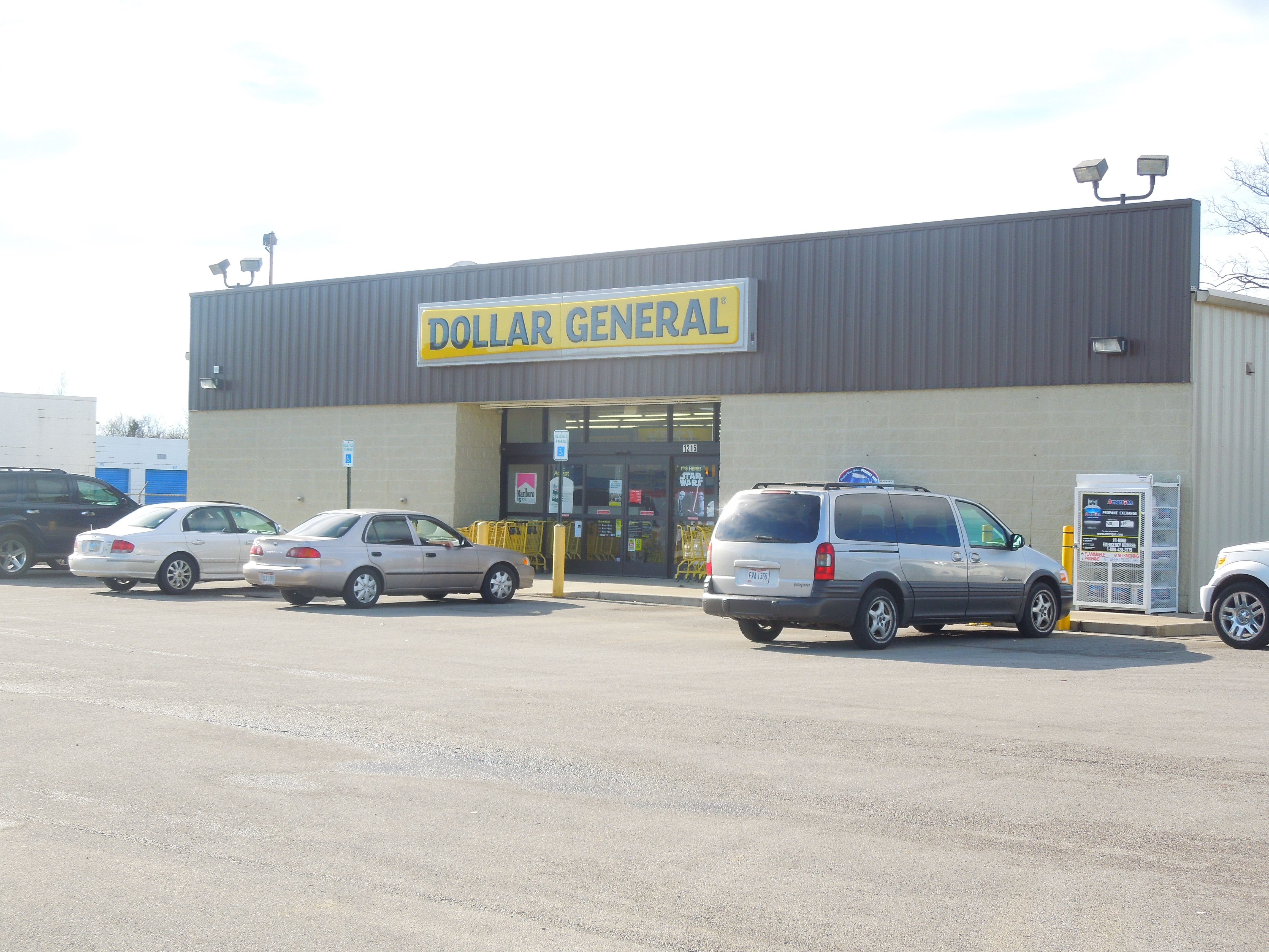 this is the dollar general store in park layne ohio park layne