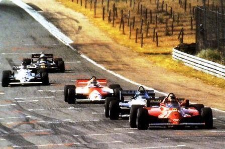 ... One's Greatest Races: 1981 Spanish Grand Prix - Circuito del Jarama
