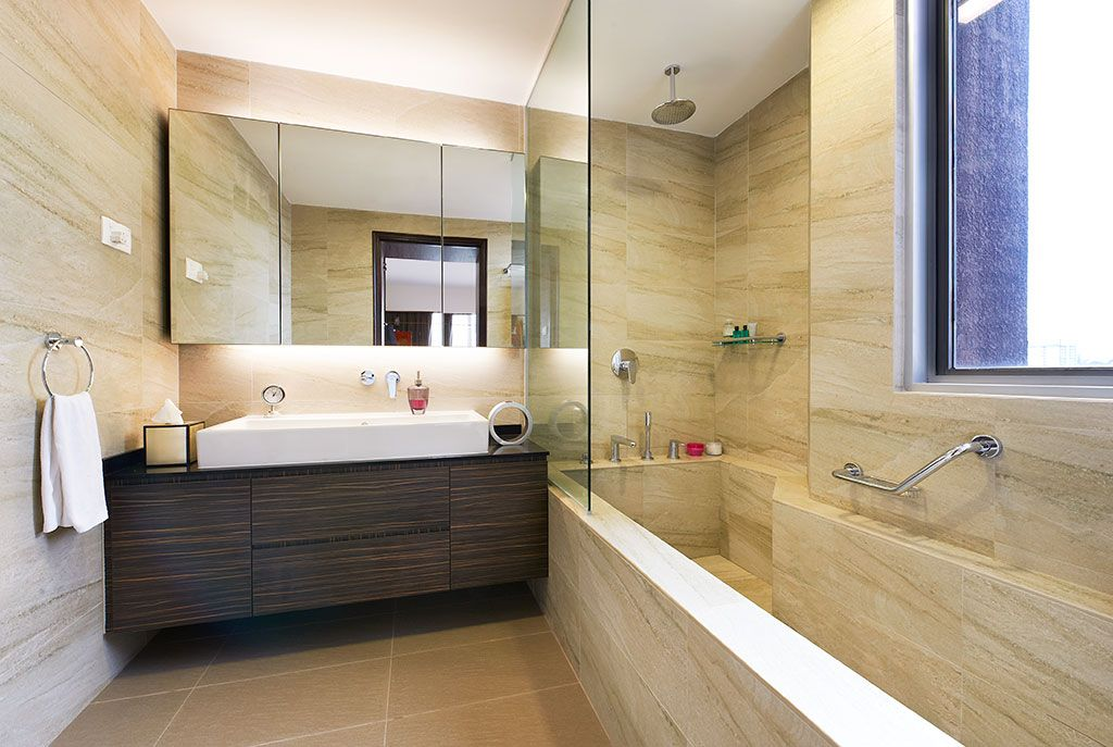 How much is toilet renovation for hdb in singapore home for Outhouse bathroom ideas