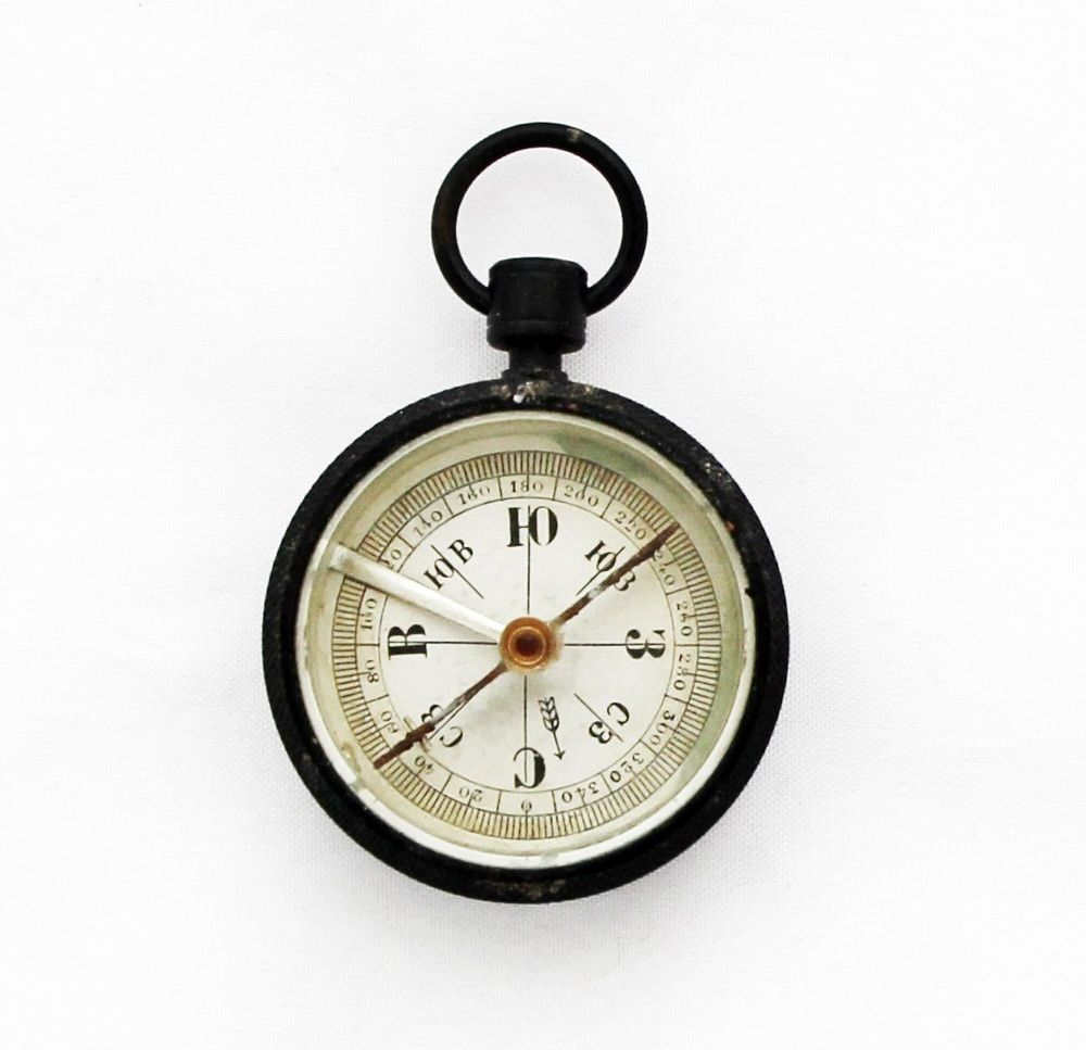 This Historic Compass Was Made By The French Houlliot Company For