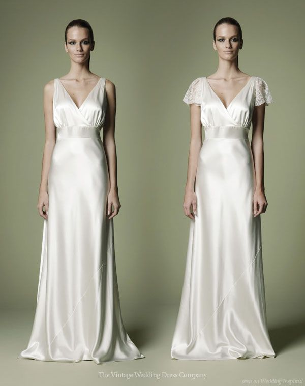 The Vintage Wedding Dress Company | Vintage inspired, Wedding and ...