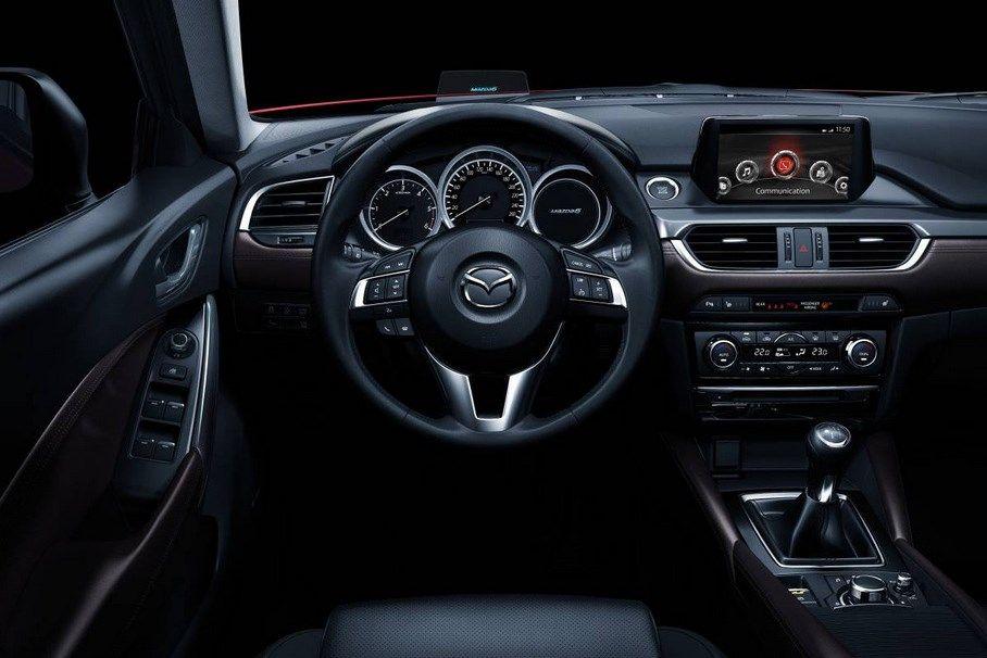 Mazda 6 Kombi Facelift 2015 Interior Other Car 39 S Mazda Mazda 6 Mazda 6 Wagon