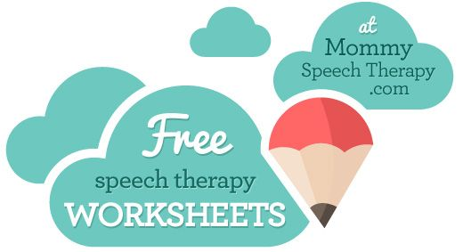 The Speech And Articulation Worksheets Were Created By Heidi Ha