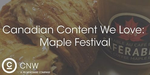 The FPAQ's Maple Festival (Feb 19/16)
