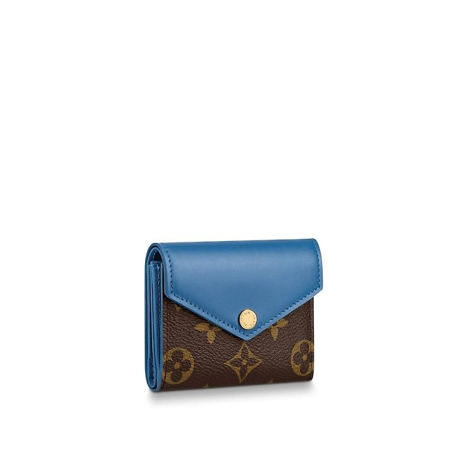 9dcc495af View 1 - Zoé WALLET Monogram Canvas in Women's Small Leather Goods Wallets  collections by Louis Vuitton