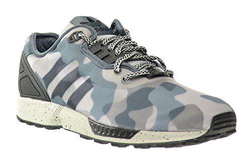 55f965be4ec8c Amazon.com: Adidas ZX Flux Decon Men's Shoes Multi Solid Grey/Bold ...