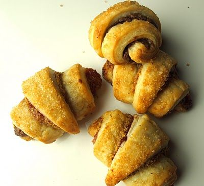 Confections of a (Closet) Master Baker: On the First Day of Cookiemas My True Love Gave to Me: Rugelach, of course