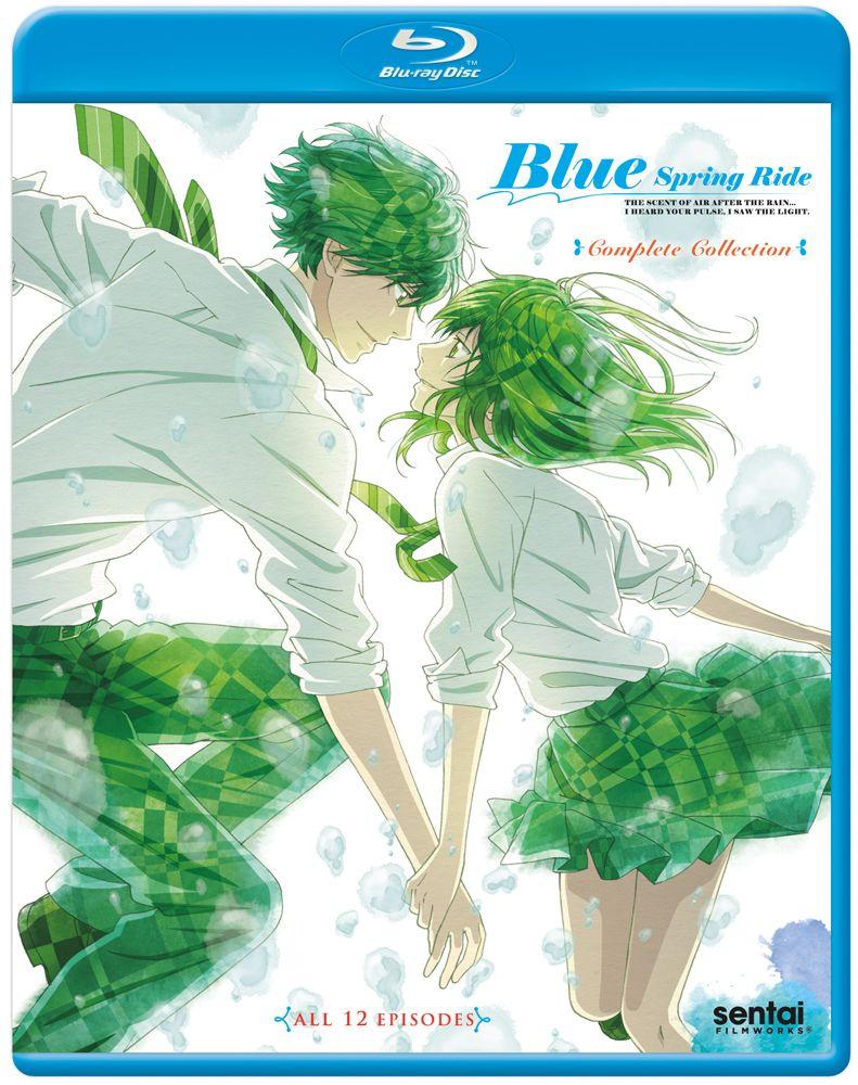 Blue spring ride bluray