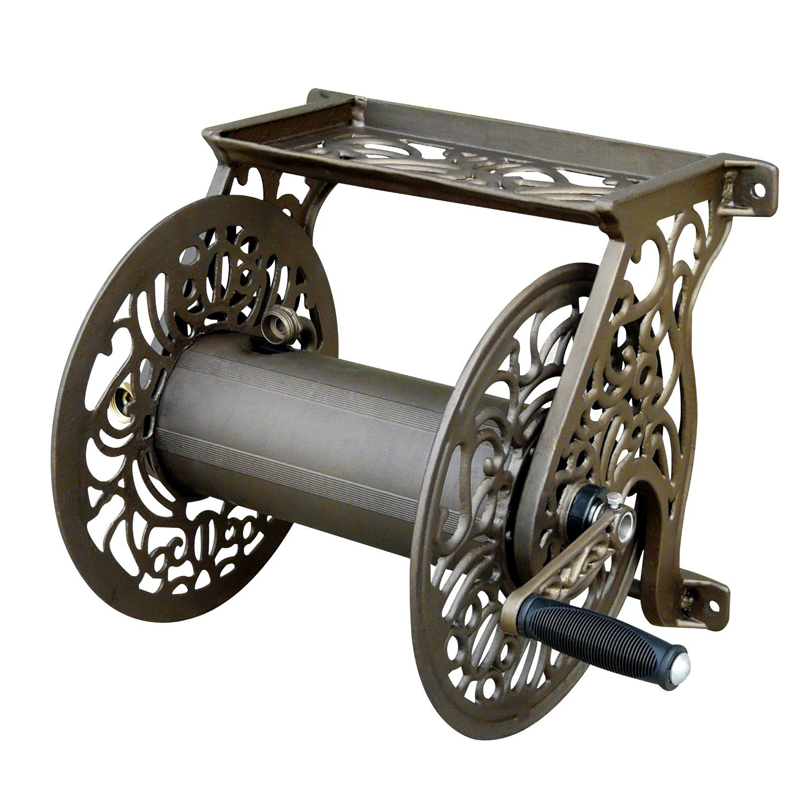 Have to have it. Liberty Garden Cast Aluminum Wall Mount