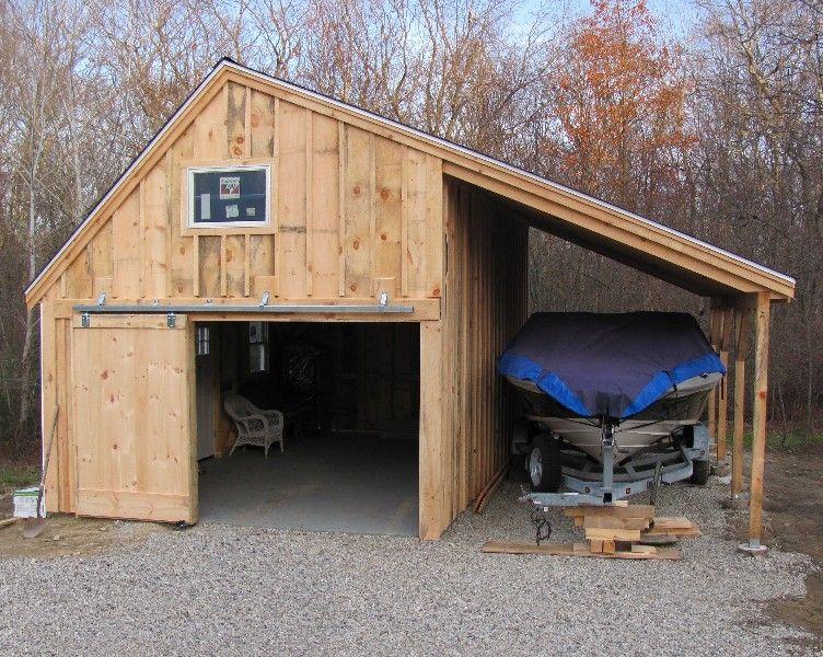 Boat door shed sheds storage garden utility pinterest for Canoe storage shed