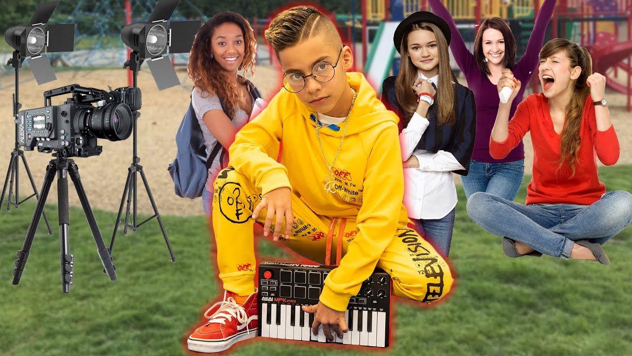 Ferran became a superstar singer dream come true