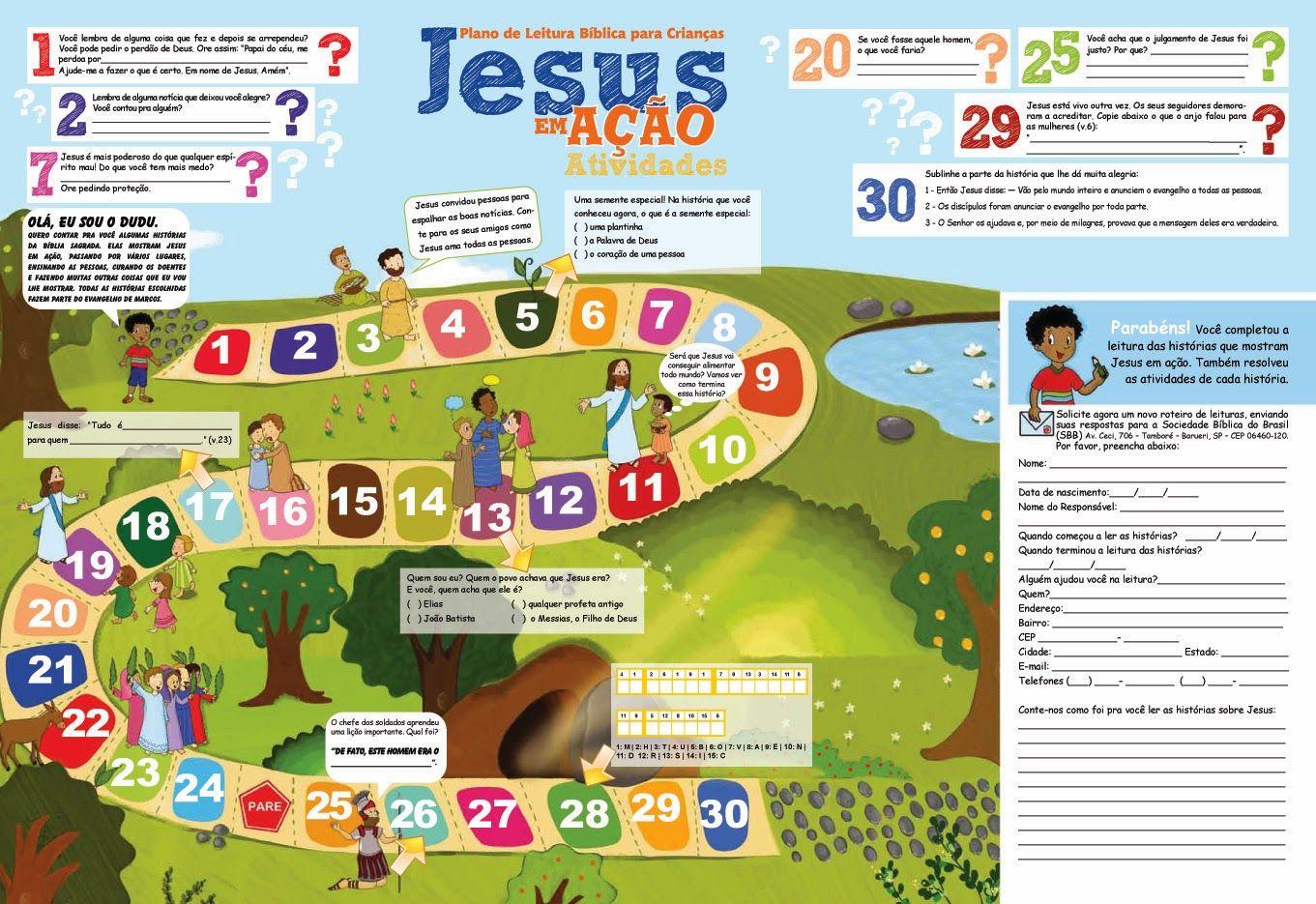 Pin Em Momento Biblico