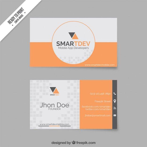 Molde do carto em tons alaranjados e cinzentos business cards molde do carto em tons alaranjados e cinzentos reheart Choice Image