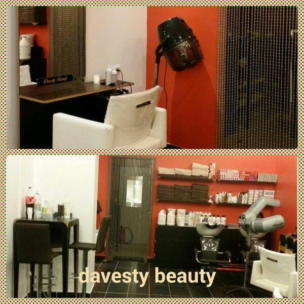 Cadre Tres Agreable Davesty Beauty 29 Rue Gabriel Peri Colombes 0140859453 Soin Cheveux Salon De Coiffure Cheveux Frises