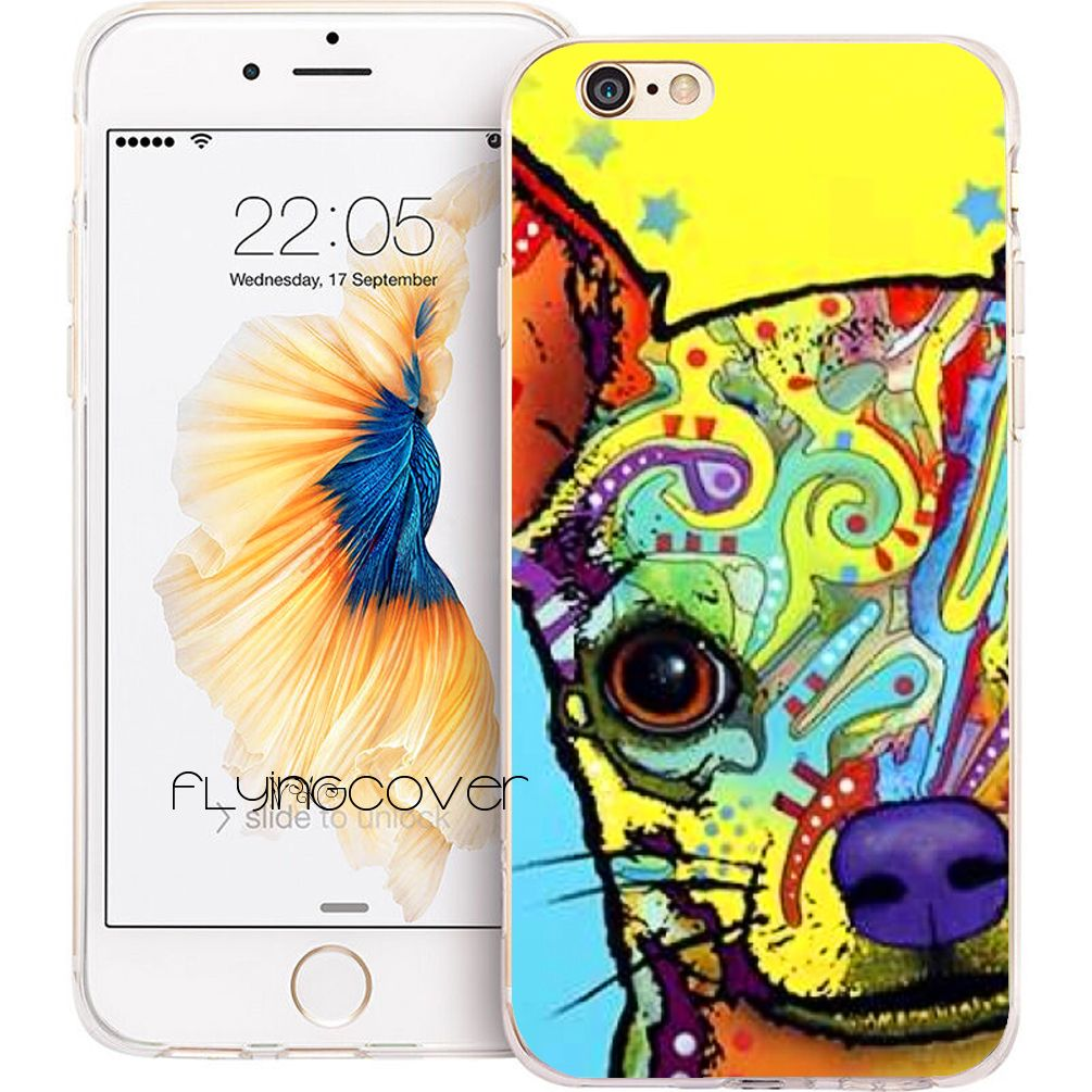 >> Click to Buy << Coque Chihuahua Dog Clear Soft TPU Silicone Phone Cover for iPhone 7 7Plus Case for iPhone 5S 5 SE 6 6S 6Plus 4S 4 Capa Cases. #Affiliate