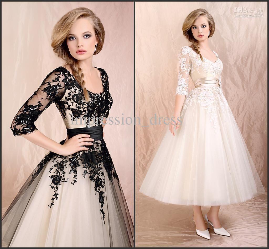 hot sale fashion dresses ball gown jewel anke length lace fold