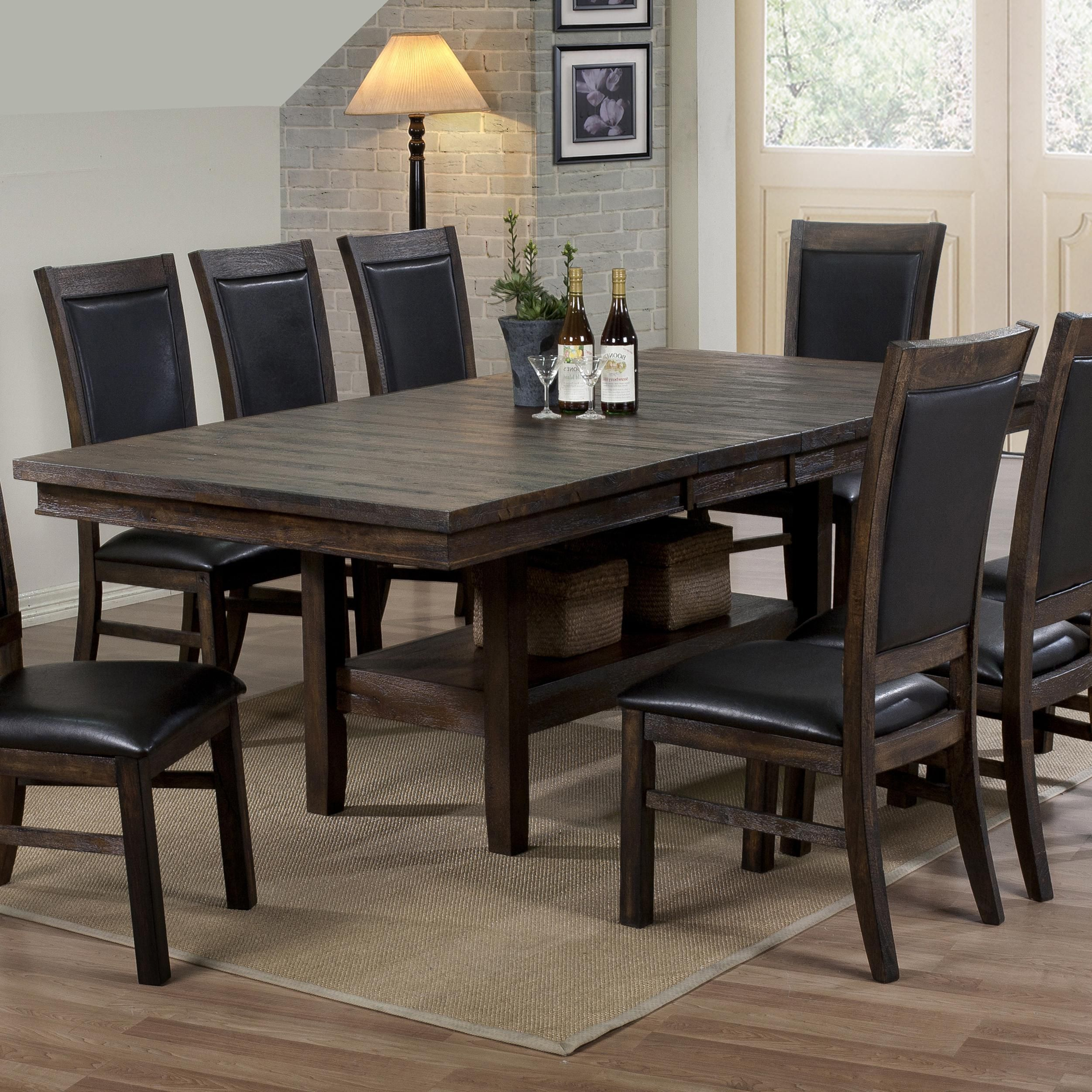 Sonoma Convertible Rectangle Table By Legends Furniture With