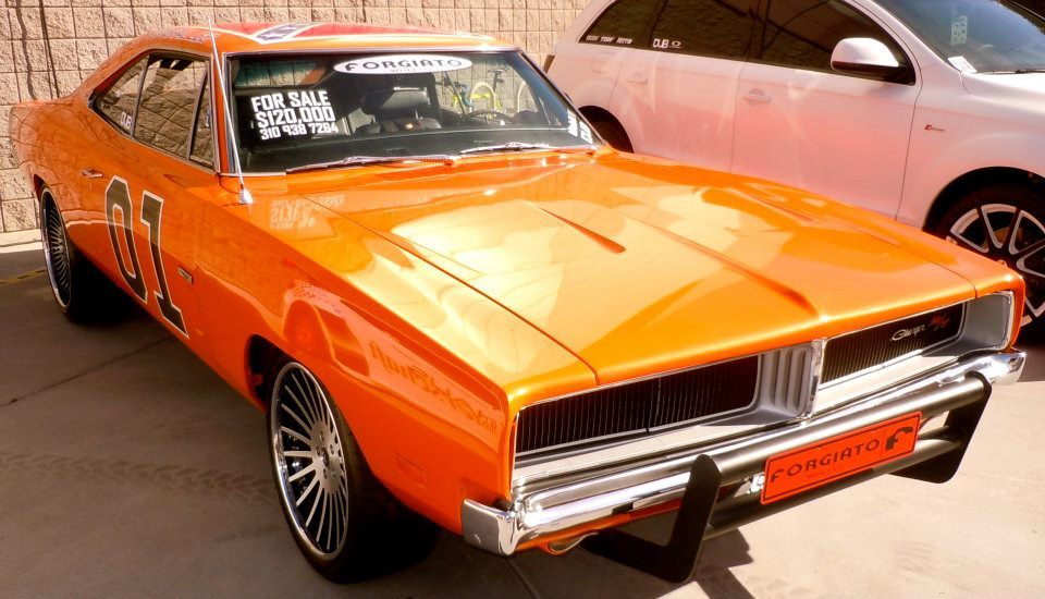 #Dodge #Charger #GeneralLee #classic #musclecar  #LetsGetWordy