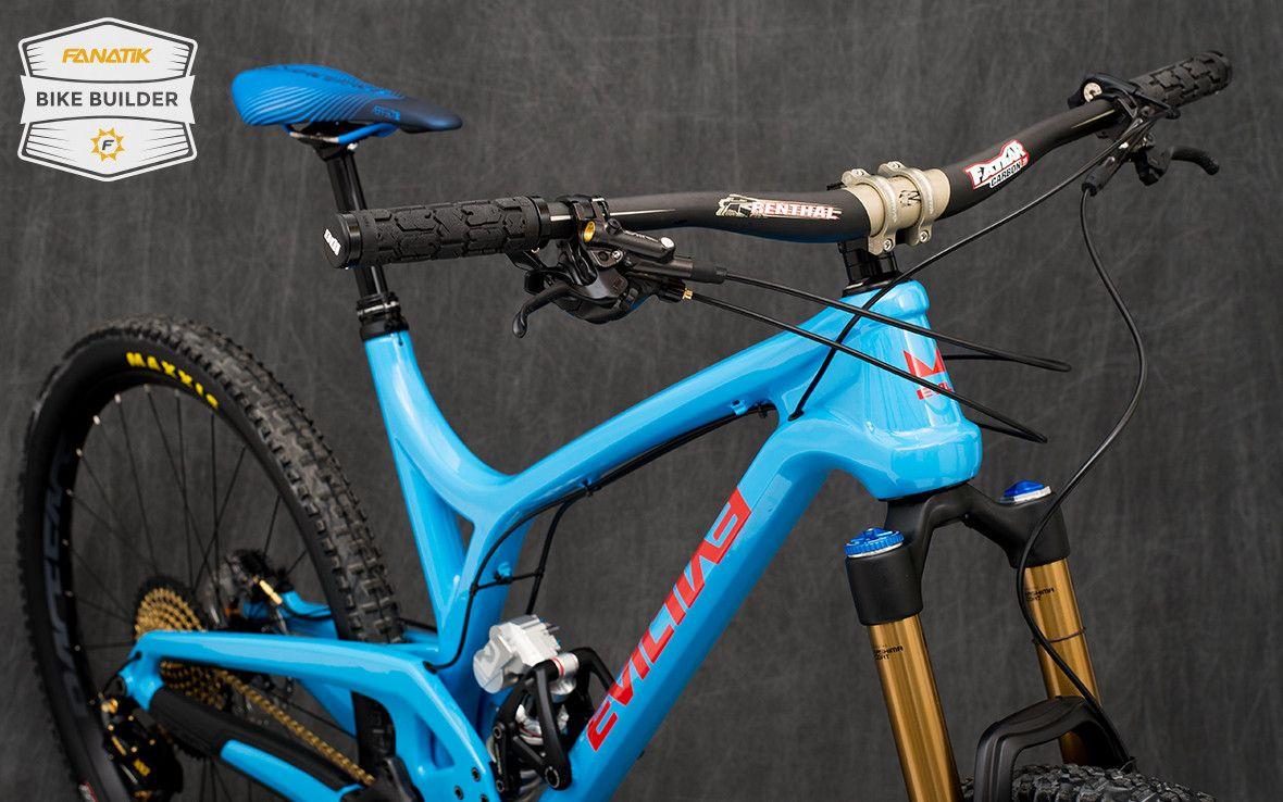 Evil Wreckoning Mountain Biking Bike Bike Frame