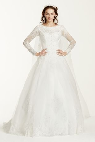 Elegant And Timeless This Jewel Collection Long Sleeve Drop Waist
