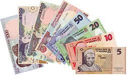 Nigerian Money Currency comes in so many faces. Beautiful.