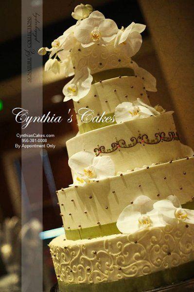 Cynthia S Cakes Llc Photos Wedding Cake Pictures Texas San Antonio Corpus